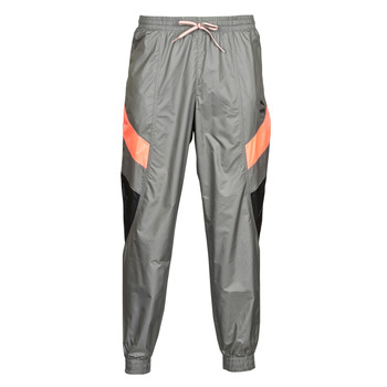 Clothing Men Tracksuit bottoms Puma TRK PANT Grey / Black