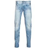 Clothing Men Straight jeans Replay WIKKBI Super / Light / Blue