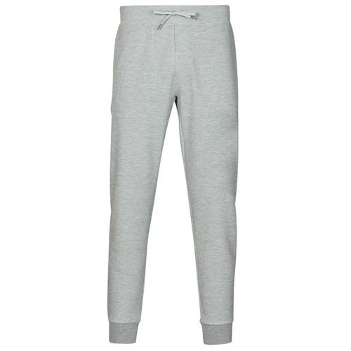 Clothing Men Tracksuit bottoms Polo Ralph Lauren PANTALON DE JOGGING EN DOUBLE KNIT TECH LOGO PONY PLAYER Grey
