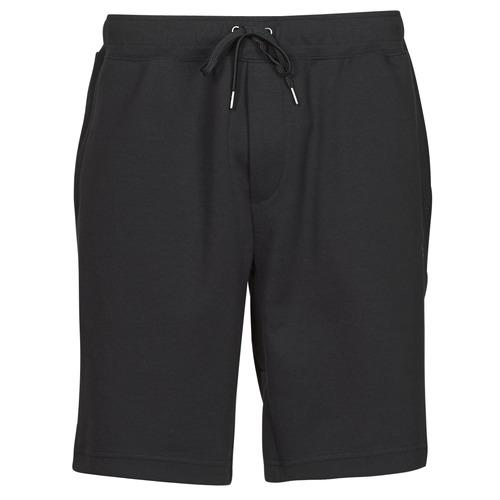 Clothing Men Shorts / Bermudas Polo Ralph Lauren SHORT DE JOGGING EN DOUBLE KNIT TECH LOGO PONY PLAYER Blue / red / grey / black