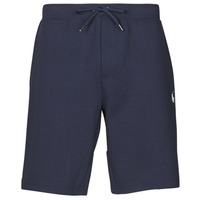Clothing Men Shorts / Bermudas Polo Ralph Lauren SHORT DE JOGGING EN DOUBLE KNIT TECH LOGO PONY PLAYER Marine