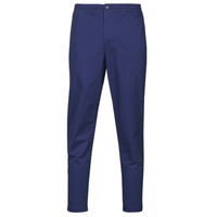 Clothing Men 5-pocket trousers Polo Ralph Lauren PANTALON CHINO PREPSTER AJUSTABLE ELASTIQUE AVEC CORDON INTERIEU Marine