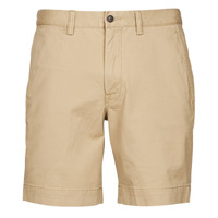 Clothing Men Shorts / Bermudas Polo Ralph Lauren SHORT CHINO LOGO PONY PLAYER Beige