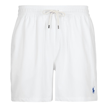 Clothing Men Trunks / Swim shorts Polo Ralph Lauren MAILLOT SHORT DE BAIN EN NYLON RECYCLE, CORDON DE SERRAGE ET POC White