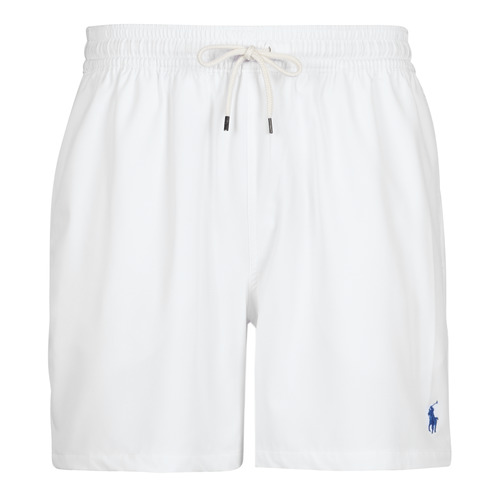 Clothing Men Trunks / Swim shorts Polo Ralph Lauren MAILLOT SHORT DE BAIN EN NYLON RECYCLE, CORDON DE SERRAGE ET POC White