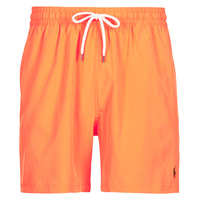 Clothing Men Trunks / Swim shorts Polo Ralph Lauren MAILLOT SHORT DE BAIN EN NYLON RECYCLE, CORDON DE SERRAGE ET POC Orange