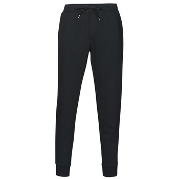 Clothing Men Tracksuit bottoms Polo Ralph Lauren PANTALON DE JOGGING EN DOUBLE KNIT TECH LOGO PONY PLAYER Black