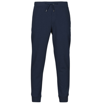 Clothing Men Tracksuit bottoms Polo Ralph Lauren PANTALON DE JOGGING EN DOUBLE KNIT TECH LOGO PONY PLAYER Marine