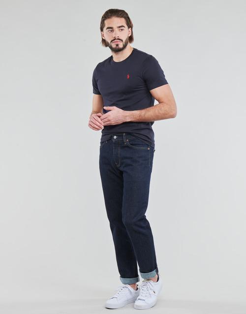 Polo Ralph Lauren T-SHIRT AJUSTE COL ROND EN COTON LOGO PONY PLAYER
