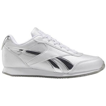 Shoes Children Low top trainers Reebok Sport Royal CL Jogger White