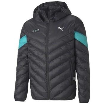 Clothing Men Duffel coats Puma Mapm Mcs Ecolite Jkt Graphite
