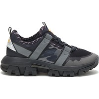 Shoes Men Low top trainers Caterpillar Raider Web Grey, Graphite