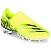 Shoes Football shoes adidas Performance X GHOSTED.3 LL FG Yellow