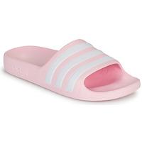 Shoes Girl Sandals adidas Performance ADILETTE AQUA K Pink