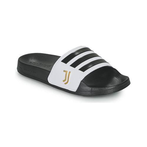 Shoes Sliders adidas Performance ADILETTE SHOWER White / Black