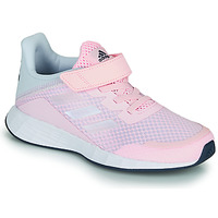 Shoes Girl Low top trainers adidas Performance DURAMO SL C Pink