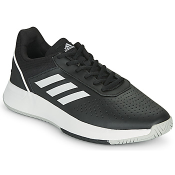 Shoes Men Tennis shoes adidas Performance COURTSMASH Black