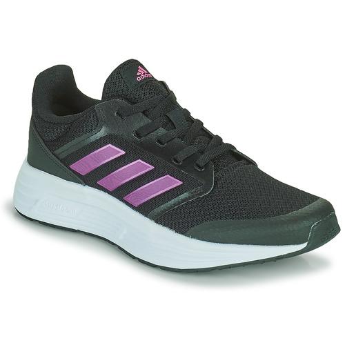 Shoes Women Running shoes adidas Performance GALAXY 5 Black / Pink