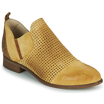 Shoes Women Mid boots Casta FYLD Yellow