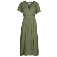 Clothing Women Long Dresses See U Soon 21122868 Khaki