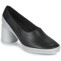 Shoes Women Heels Camper UPRIGHT Black / White