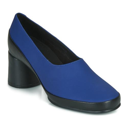 Shoes Women Heels Camper UPRIGHT Blue / Black