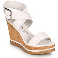 Shoes Women Sandals Chattawak JANE White