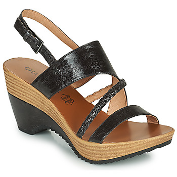 Shoes Women Sandals Chattawak JULIETTE Black
