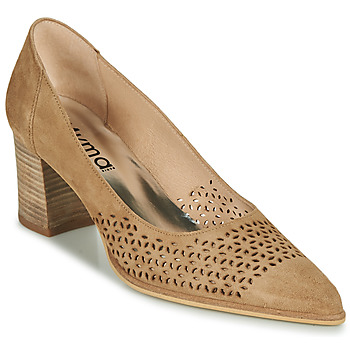 Shoes Women Heels Myma POLINA Taupe