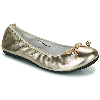 Shoes Women Flat shoes Mac Douglas ELIANE Gold