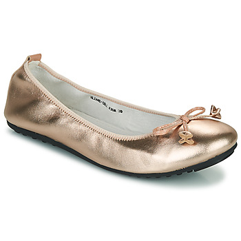 Shoes Women Flat shoes Mac Douglas ELIANE Pink / Gold