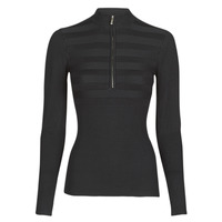 Clothing Women Jumpers Morgan MENZIP Black