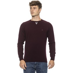 Clothing Men Jumpers Conte Of Florence Pullover Burgundy  Man Bordeaux