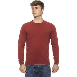 Clothing Men Sweaters Conte Of Florence Pullover Red  Man Red