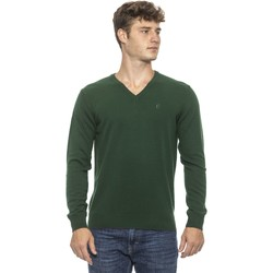 Clothing Men Sweaters Conte Of Florence Pullover Green  Man Green