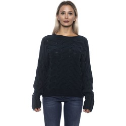 Clothing Women Jumpers Alpha Studio Pullover Blue  Woman Blue