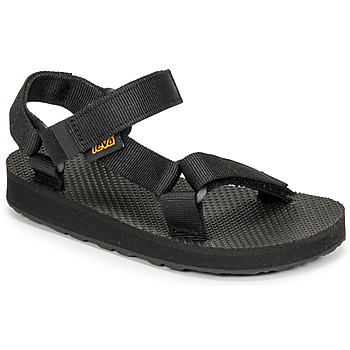 Shoes Children Sandals Teva ORIGINAL UNIVERSAL Black