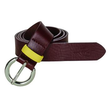 Clothes accessories Women Belts Levi's LARKSPUR Camel