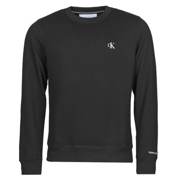Clothing Men Sweaters Calvin Klein Jeans J30J314536-BAE Black