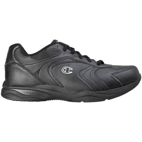 Shoes Men Low top trainers Champion Prime Black