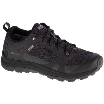 Shoes Women Low top trainers Keen W Terradora II WP Black