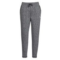 Clothing Women Tracksuit bottoms Puma Evostripe Pants Grey / Black