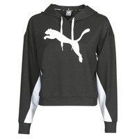 Clothing Women Sweaters Puma Modern Sports Hoodie Black