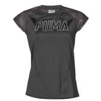 Clothing Women Short-sleeved t-shirts Puma WMN TRAINING TEE F Black