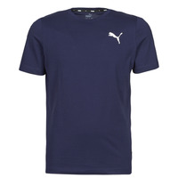 Clothing Men Short-sleeved t-shirts Puma ESS TEE Marine