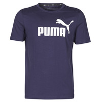 Clothing Men Short-sleeved t-shirts Puma ESSENTIAL TEE Marine