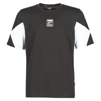Clothing Men Short-sleeved t-shirts Puma REBEL ADVANCED TEE Black