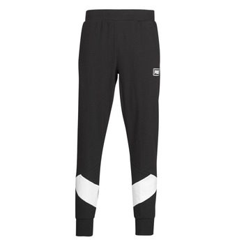 Clothing Men Tracksuit bottoms Puma REBEL PANT Black