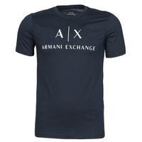 Clothing Men Short-sleeved t-shirts Armani Exchange 8NZTCJ-Z8H4Z Marine
