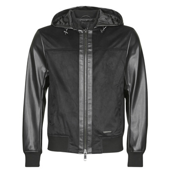 Clothing Men Jackets Armani Exchange 3KZB03-ZE1AZ Black